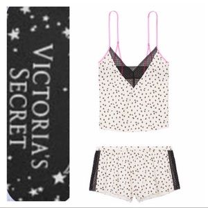 NWT Victoria Secret Cami Sleep Set